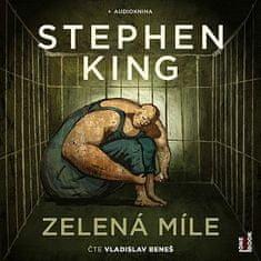 King Stephen: Zelená míle (2x CD) - MP3-CD