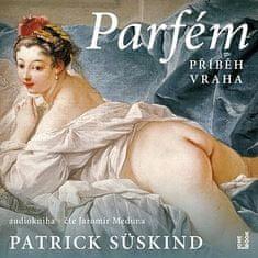 Süskind Patrik: Parfém - příběh vraha - MP3-CD