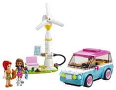 LEGO Friends 41443 Samochód elektryczny Olivii
