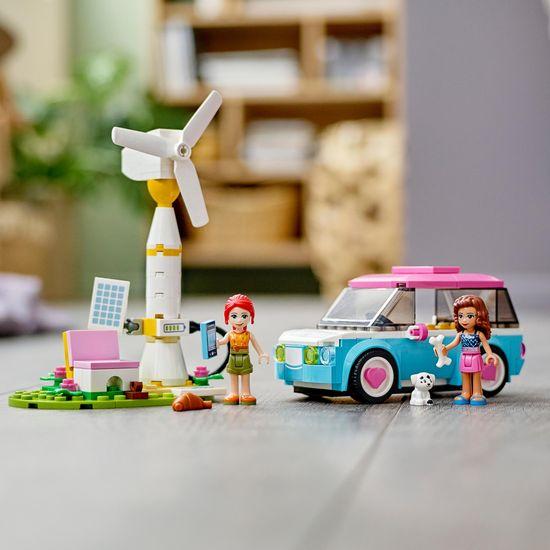 LEGO Friends 41443 Olivia in njen električni avto