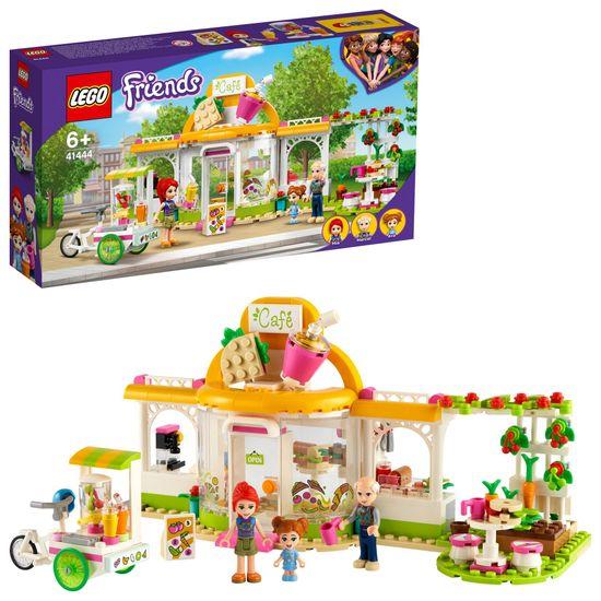 LEGO Friends 41444 Bio kavarna v mestu Heartlake