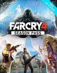 Far Cry 4 Season Pass - Digital