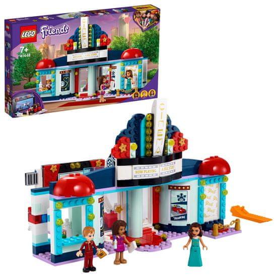 LEGO Friends 41448 Kino v mestu Heartlake