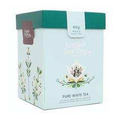 English Tea Shop Bílý čaj sypaný bio 80 g