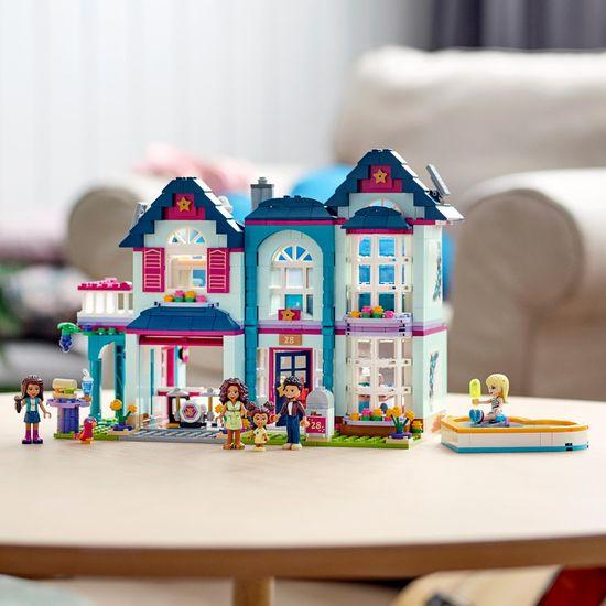 LEGO Friends 41449 Andrea in njena družinska hiša