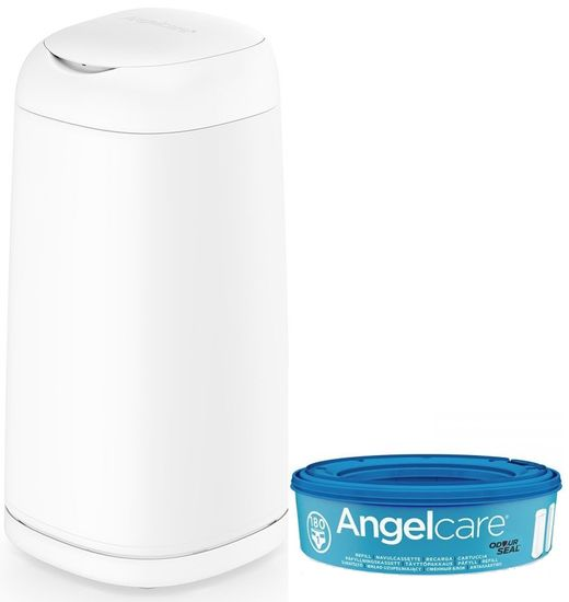 Angelcare Koš na pleny Dress UP + 1 kazeta