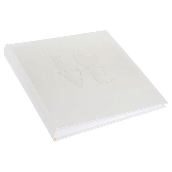 Goldbuch White Love foto album, 30 x 31, 60 stranica