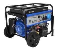 REM POWER GSEm 6500 SBE bencinski agregat