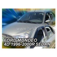 HEKO Deflektory na Ford Mondeo, r.v.: 1996 - 2000