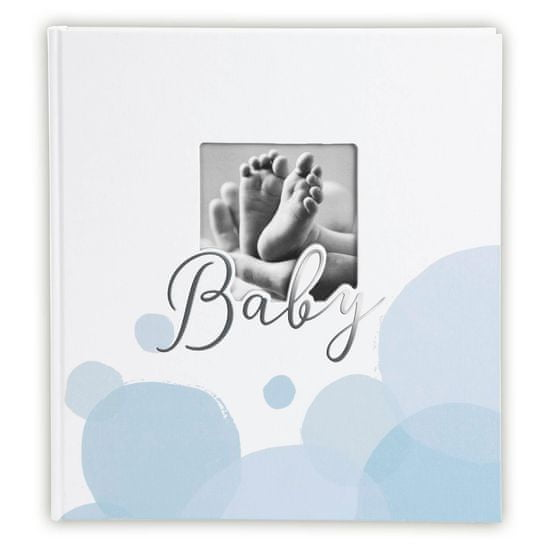 Goldbuch Baby Bubbles foto album, 30 x 31 cm, 60 stranica, plava
