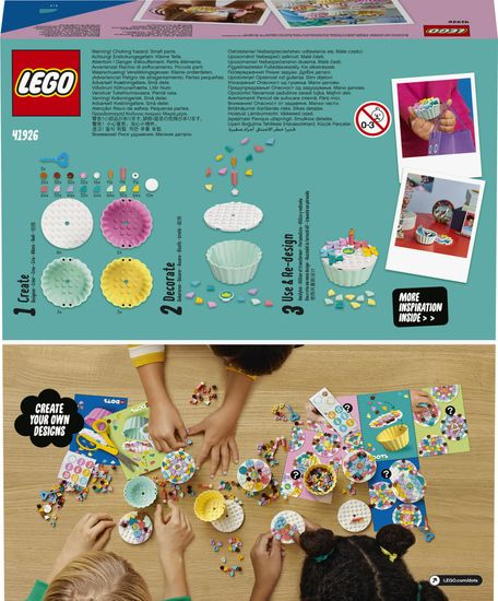 LEGO DOTS 41926 Kreativni set za zabave