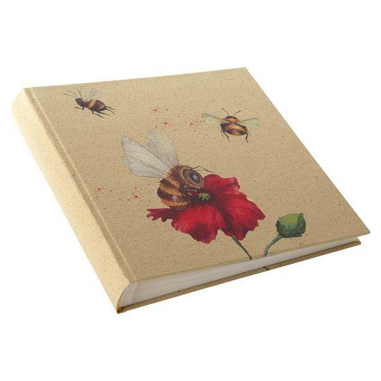 Goldbuch Green Vibes Bee foto album, 25 x 25 cm, 60 strani