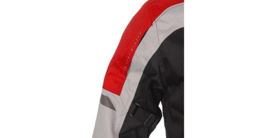 Ayrton bunda Tonny, AYRTON (černá/šedá/červená)