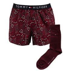 Tommy Hilfiger Darilni set - kratke hlače in nogavice UM0UM0199 7-0WE (Velikost S)