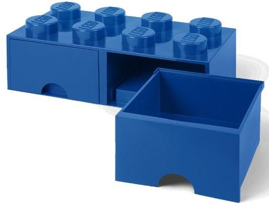 LEGO Tároló doboz 8 fiókkal