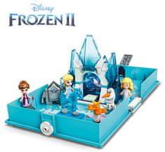 LEGO Disney Princess 43189 Elsa és Nokk, valamint az ő mesés kalandos könyvük