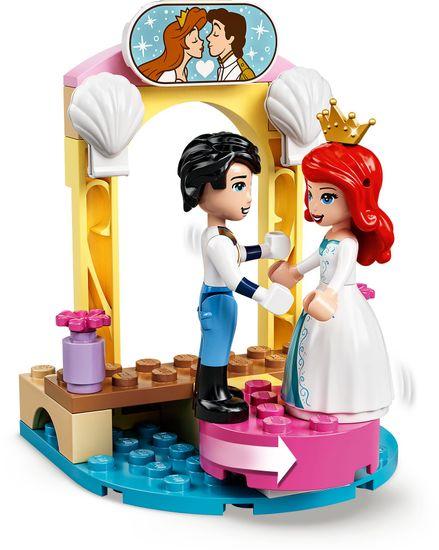 LEGO Disney Princess 43191 Arielina slavnostna ladja