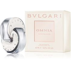 Bvlgari Omnia Crystalline - woda toaletowa 25 ml