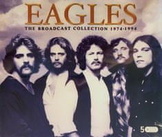 Eagles: The Broadcast Collection 1974 - 1994 - CD