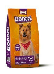 Bonami briketi za pse, z govedino, 10 kg