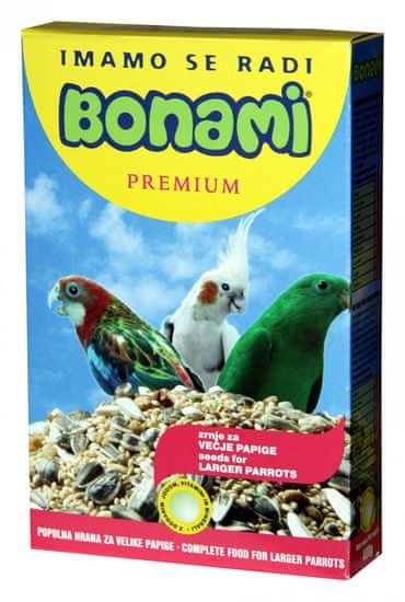 Bonami hrana za velike papige, 400 g