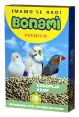 Bonami konoplja za ptice, 500 g