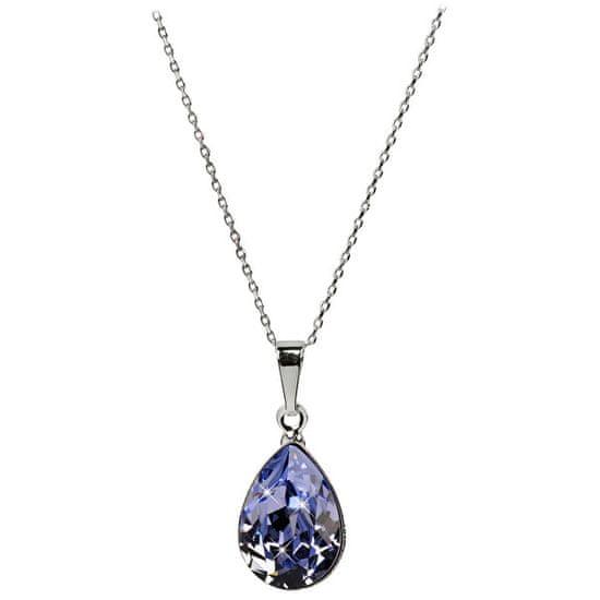 Troli Pear Provance Lavender csillogó nyaklánc