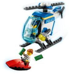 LEGO zestaw City Police 60275 Helikopter policyjny