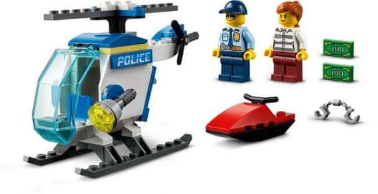 LEGO City Police 60275 Policijski helikopter
