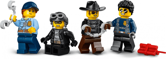 LEGO City Police 60276 Väzenský transport
