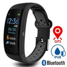 Trevi Activity Sport Wristband T-FIT 250 GPS sportska narukvica, crna