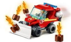 LEGO zestaw City 60279 Mały wóz strażacki