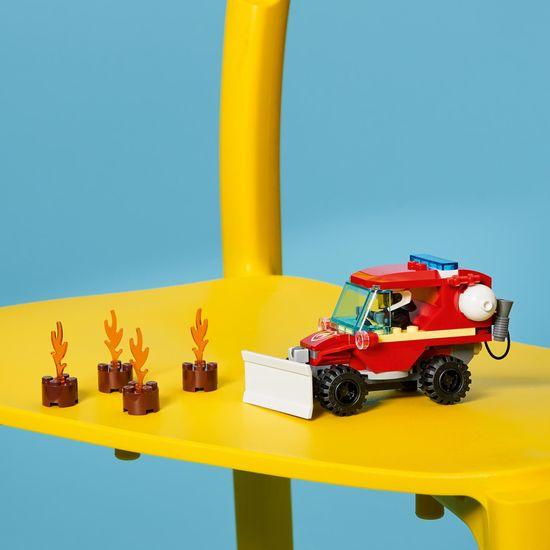 LEGO City 60279 Posebno gasilsko vozilo