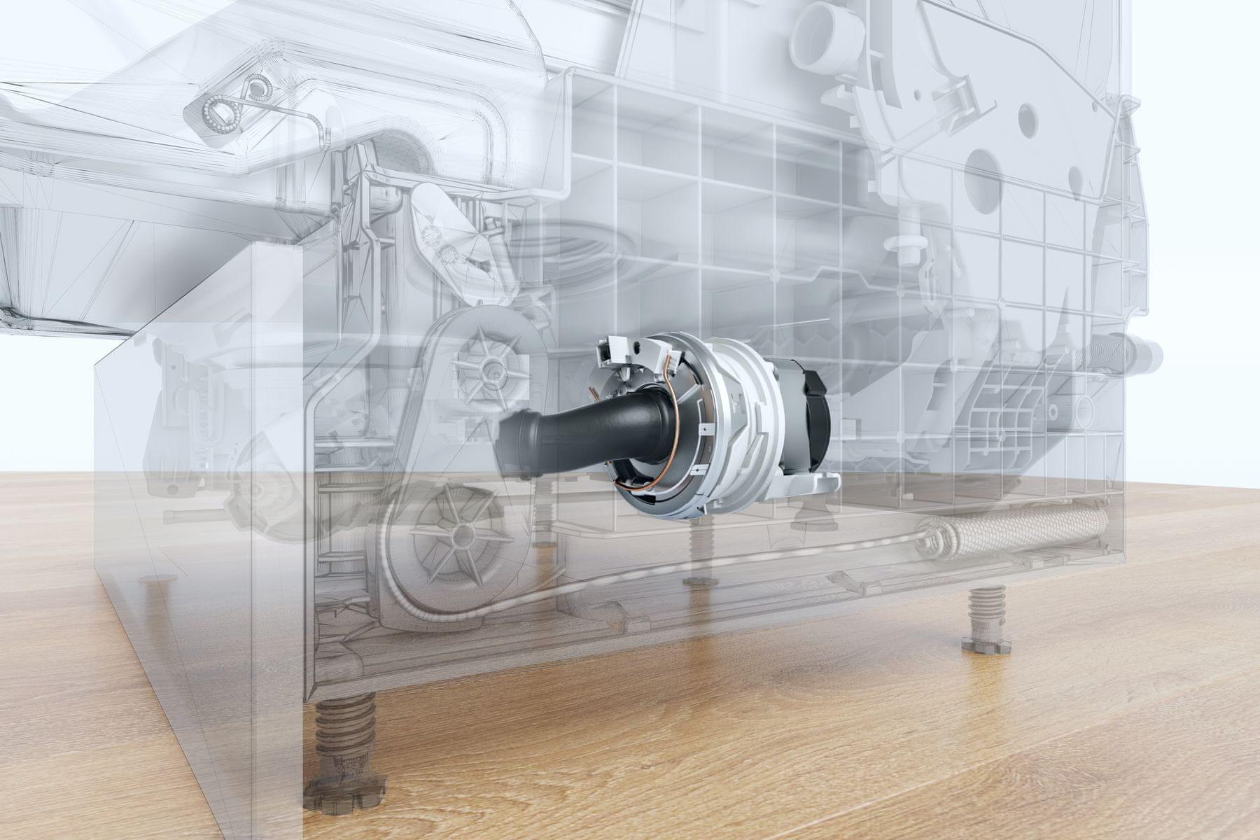Gorenje GV541D10 Bezpečnostní funkce AquaStop