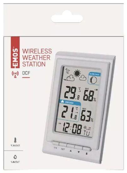 Emos E0352 vremenska postaja