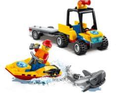 LEGO City Great Vehicles 60286 Spasilački obalni četverocikl