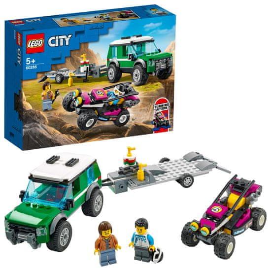 LEGO City Great Vehicles 60288 Prevoz dirkalnika