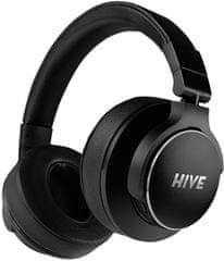 Niceboy HIVE 3 Aura ANC brezžične slušalke, črne