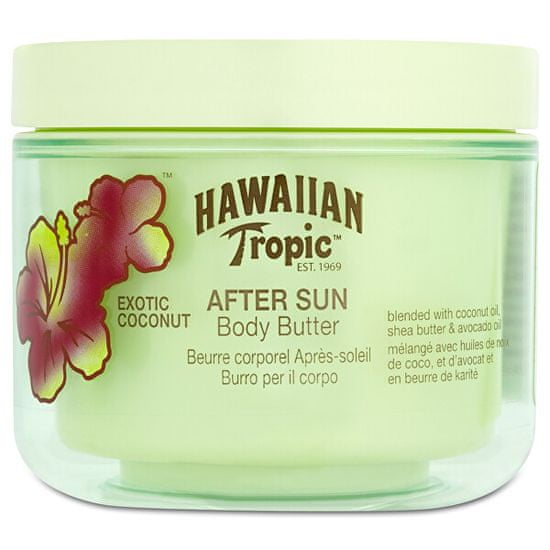 Hawaiian Tropic Napvédő testvaj After Sun (Body Butter) 200 ml