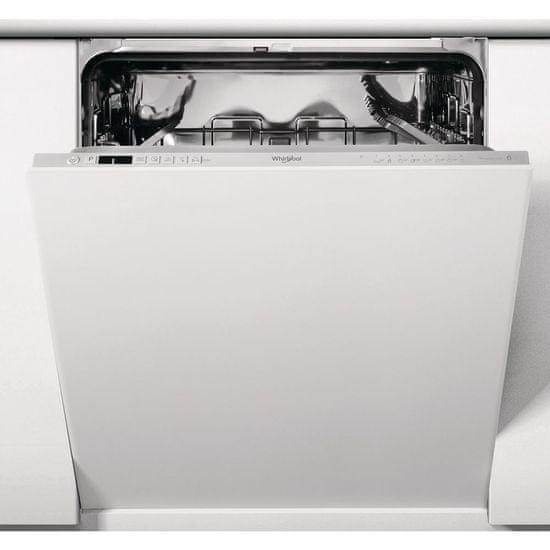 Whirlpool vstavaná umývačka WI 7020 P