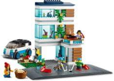 LEGO City 60291 Moderna obiteljska kuća