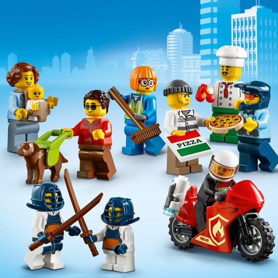 LEGO City 60292 Center mesta