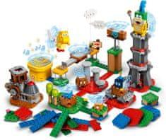 LEGO Super Mario™ 71380 Mistrzowskie przygody — zestaw twórcy