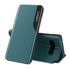 MG Eco Leather View knjižni ovitek za Huawei P40, zelena