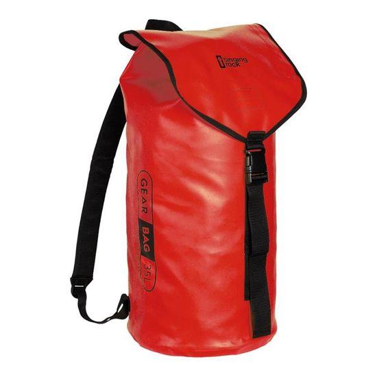 Singing Rock Transportna vreča - 35 litrov, rdeča