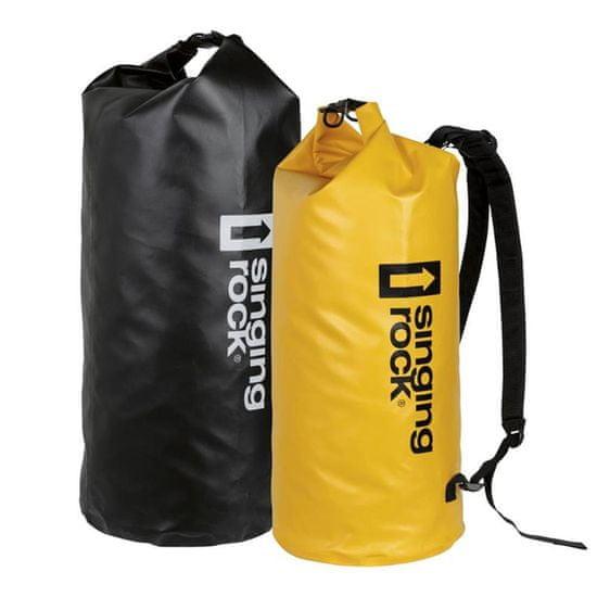 Singing Rock Vodotesna torba - 60 litrov, črna