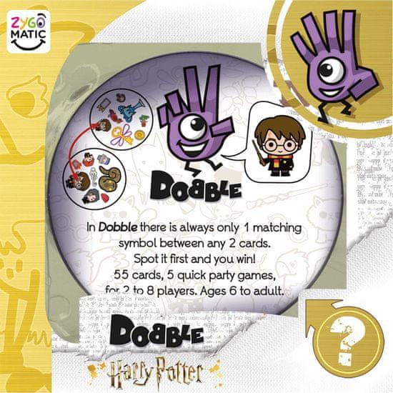 Zygomatic igra s kartami Dobble Harry Potter angleška izdaja