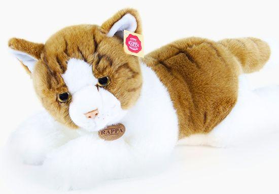 Rappa ležeči plišasti maček, 50 cm