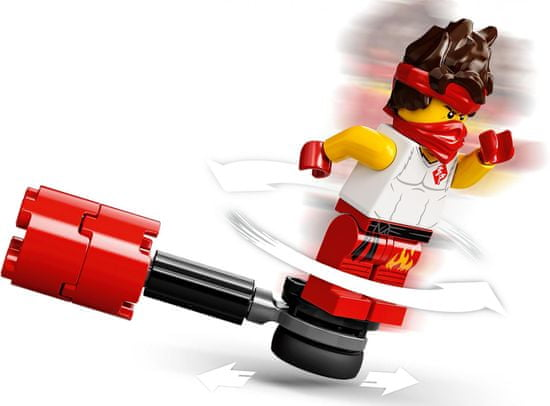 LEGO Ninjago 71730 Epski dvoboj – Kai vs. Skulkin