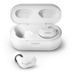 Belkin Soundform brezžične slušalke, bele